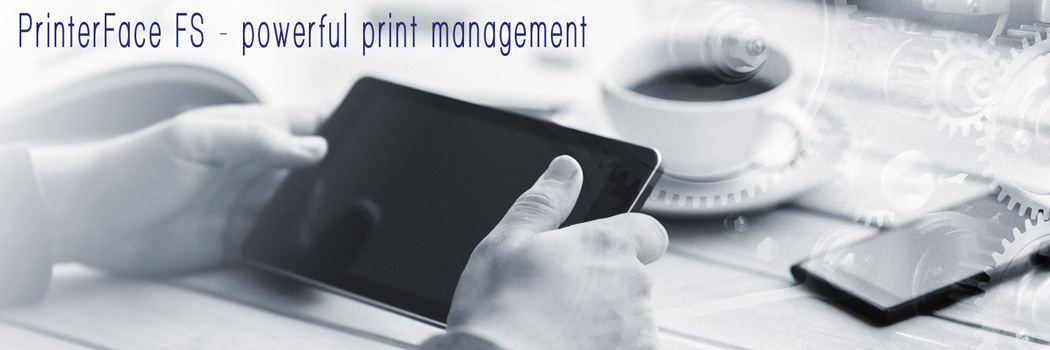Discover PrinterFace - The most powerful print management system